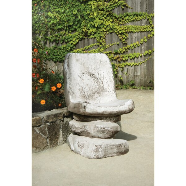 Echevarria Outdoor Chair by Bungalow Rose Bungalow Rose