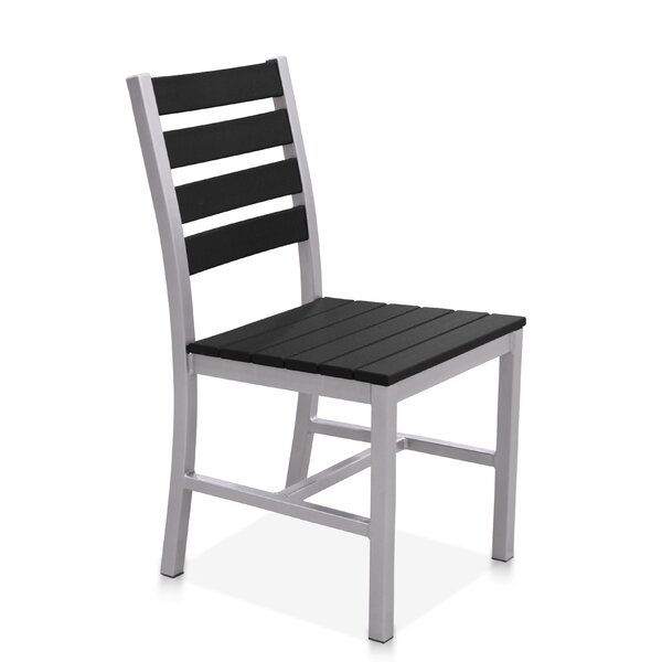 Alissa Patio Dining Chair (Set Of 2) By 17 Stories
