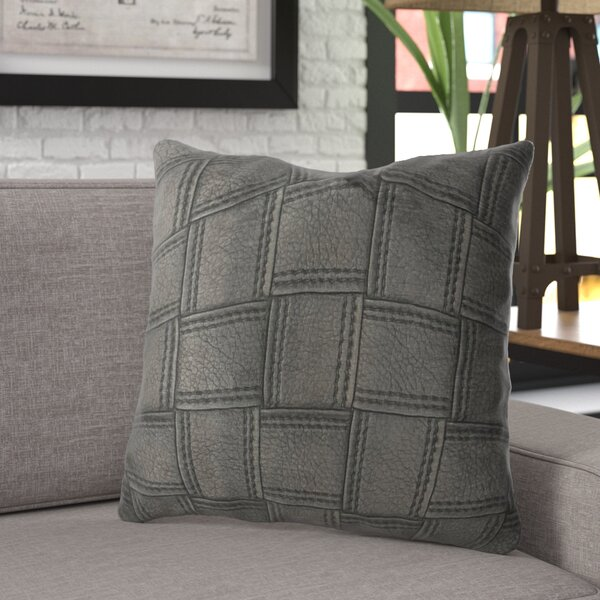 Lefferts Luxury Throw Pillow by 17 Stories