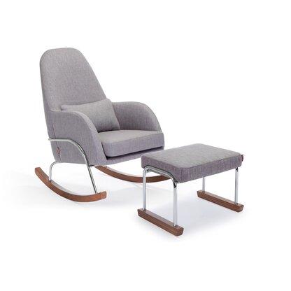 Jackson Rocking Chair And Ottoman