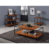 Rivka 3 Piece Coffee Table Set by Williston Forge