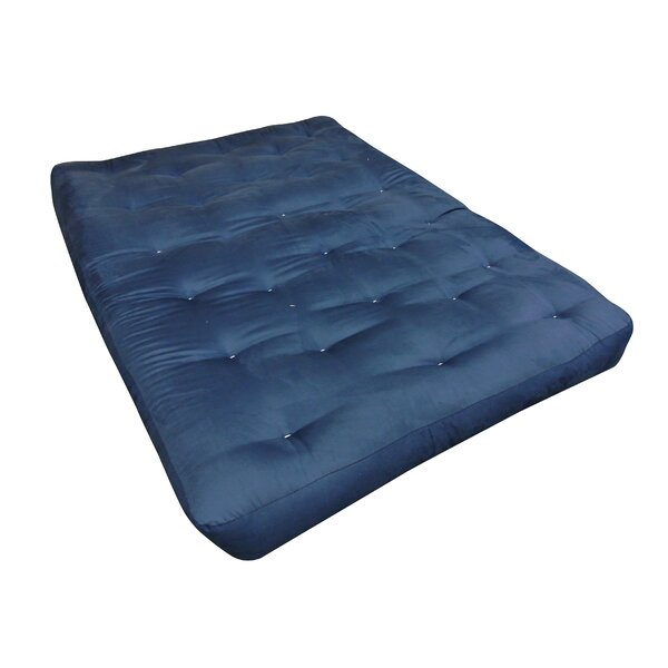 Kalmanovitz 8 inch Memory Foam Futon Mattress by Alwyn Home