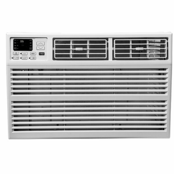 8,000 BTU Window Air Conditioner with Remote and WiFi Control by North Storm