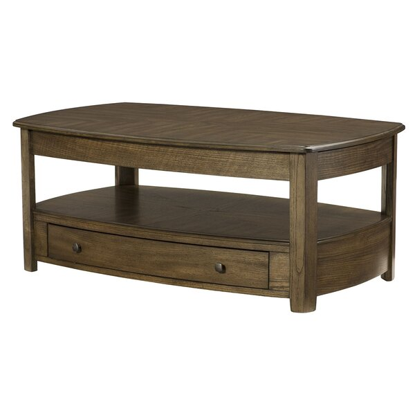 Hassania Coffee Table with Lift Top by Bloomsbury Market