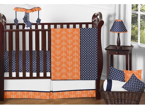 Arrow 11 Piece Crib Bedding Set by Sweet Jojo Designs