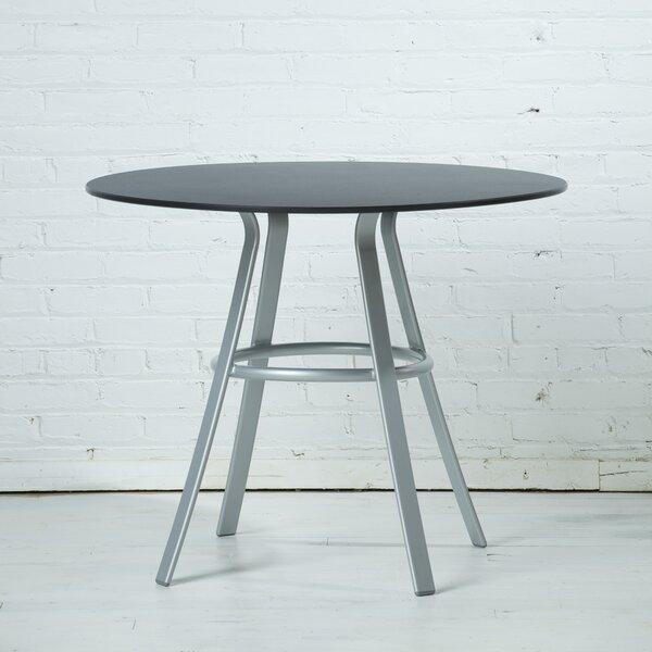 Rahn Round Plastic Dining Table by Orren Ellis