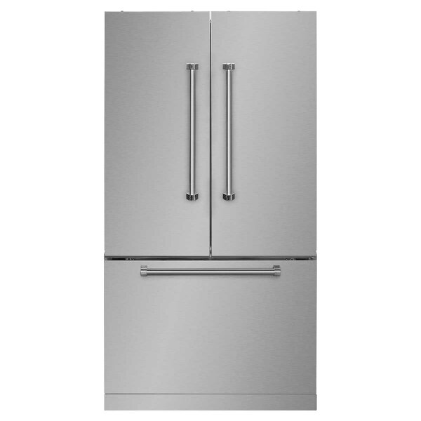 Professional 22.2 cu. ft. Counter Depth French Door Refrigerator by Marvel