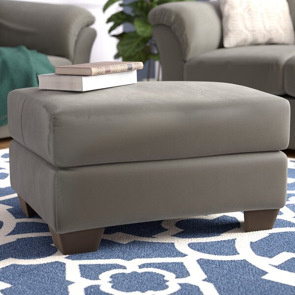 Torin Ottoman by Andover Mills