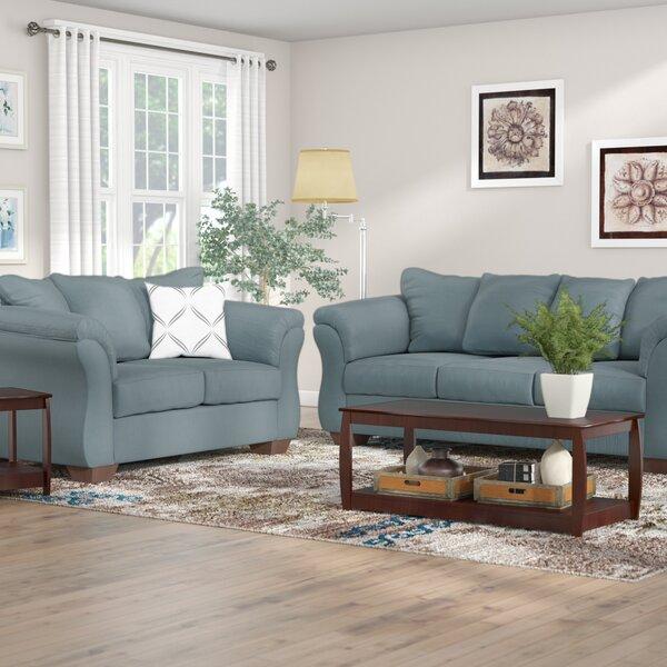 Parthena 2 Piece Living Room Set by Red Barrel Studio