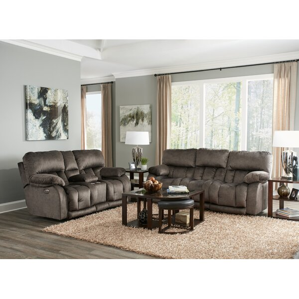 Kendall Reclining Loveseat by Catnapper