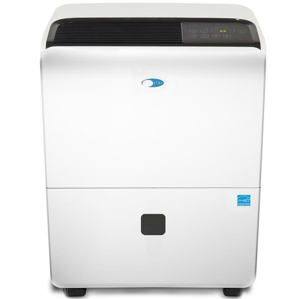 Elite D-Series 95 Pint Portable Energy Star Dehumidifier by Whynter