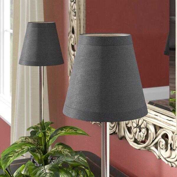 4.5 H Silk/Shantung Empire Lamp Shade ( Clip On ) (Set of 2)