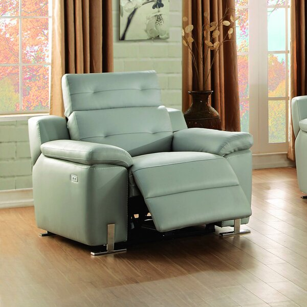 Vortex Power Recliner by Homelegance