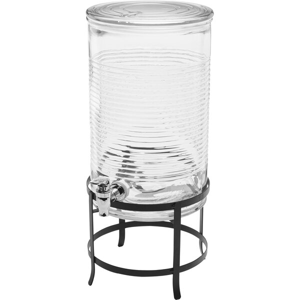 2 Gal Canned Beverage Dispenser by Circle Glass