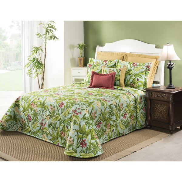 Augie Bloom Oversized Single Bedspread