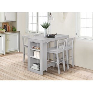 Kitchen Breakfast Bar Table | Wayfair