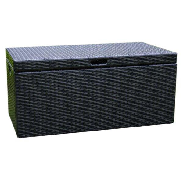 70 Gallon Wicker Deck Box By Jeco Inc.