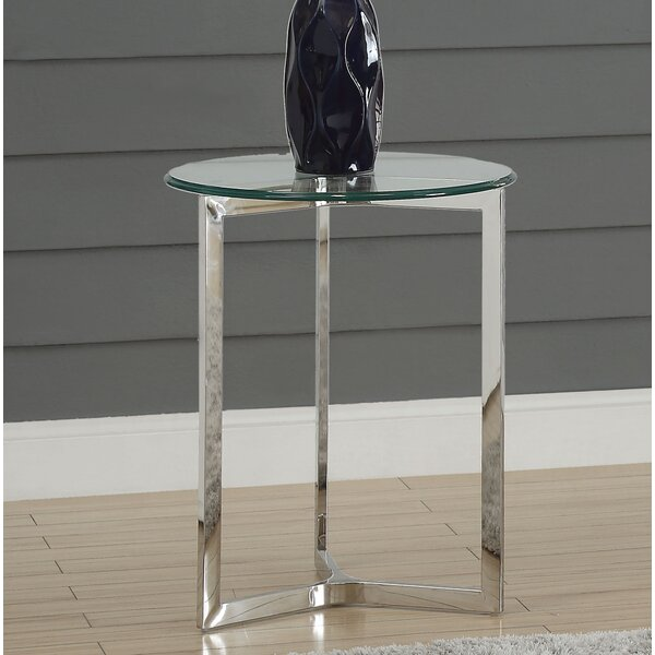 Wimbley End Table by Latitude Run