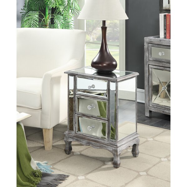 Rhys End Table With Storage By Willa Arlo Interiors by Willa Arlo Interiors Spacial Price