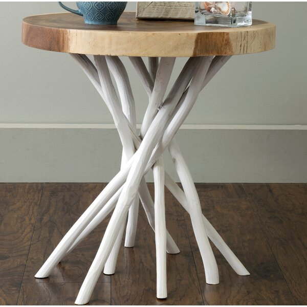 Stilwell End Table By Loon Peak