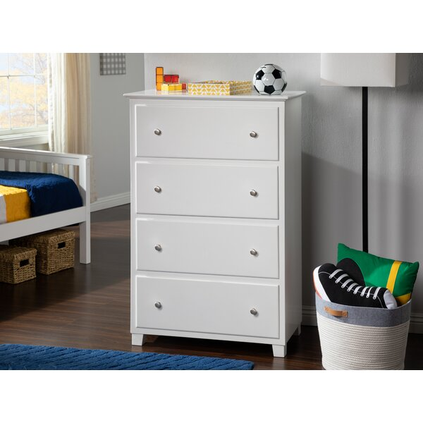 Peiffer 4 Drawer Chest by Alcott Hill