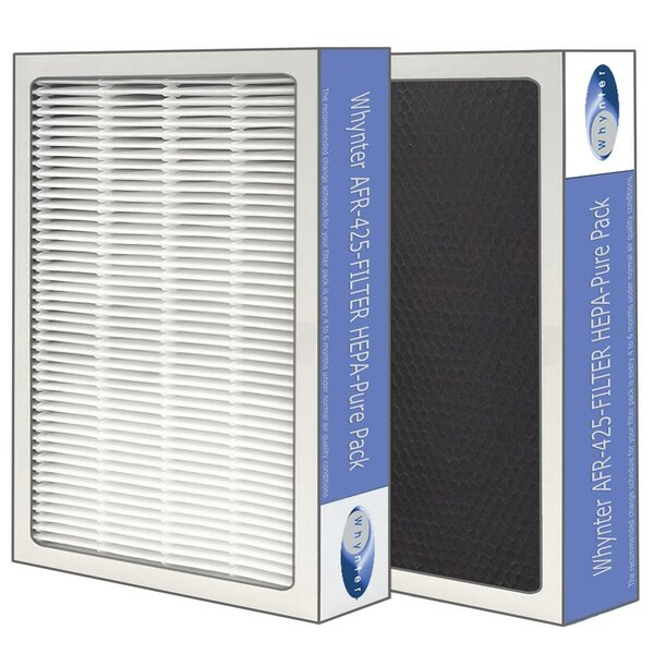EcoPure Room Air Purifier HEPA Filter by Whynter