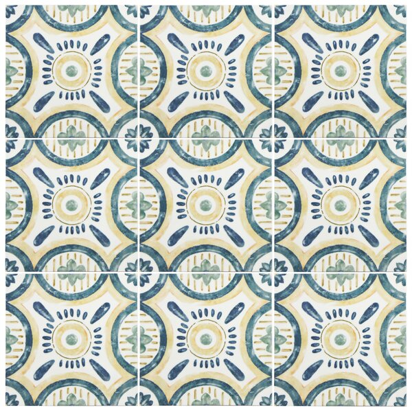 Avaricon 7.875 x 7.875 Ceramic Field Tile in Isola by EliteTile