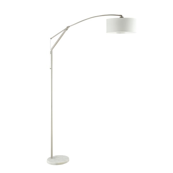 81 Arched Floor Lamp by Wildon Home ®