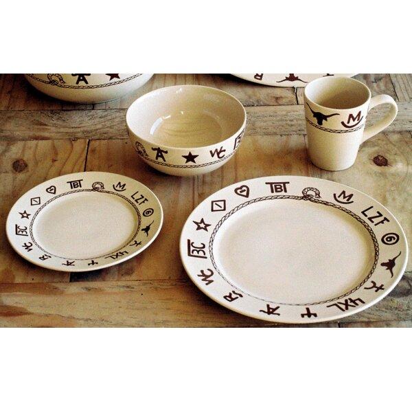Elettra 16 Piece Dinnerware Set by Loon Peak