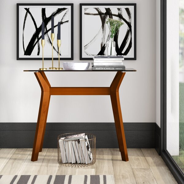 Gomes Console Table by Mercury Row