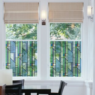 DC Fix Geometrics Window Film