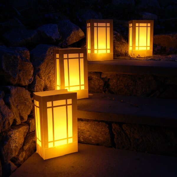 12 Count Luminary by Luminarias