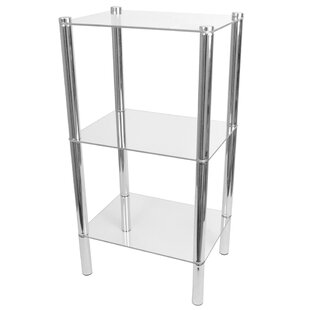 Three Shelf Etagere Home Basics
