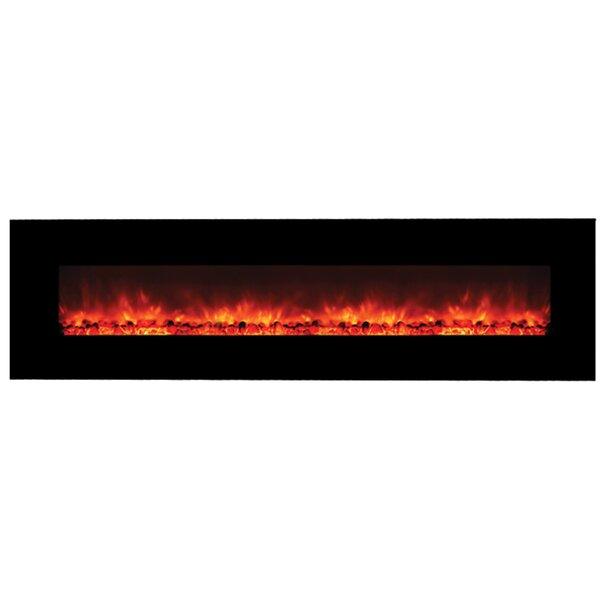 Dedrick Wall Mounted Electric Fireplace by Orren Ellis
