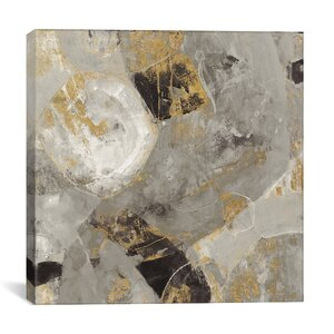 Painted Desert Neutral by Silvia Vassileva Painting Print on Wrapped Canvas by Brayden Studio