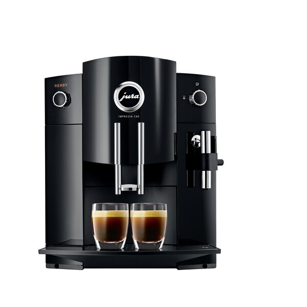 Impressa C60 Fully Automatic Coffee Machine by Jura