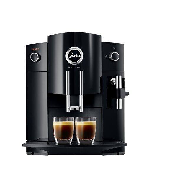 Impressa C60 Fully Automatic Coffee Machine by Jur