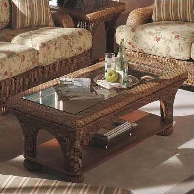 Yogyakarta  Coffee Table by South Sea Rattan South Sea Rattan
