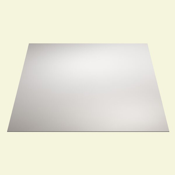2 ft. x 2 ft. Drop-In Ceiling Tile in White (Set o