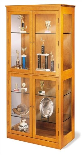 200 Signature Series 5 Shelf Standard Bookcase By Hale Bookcases