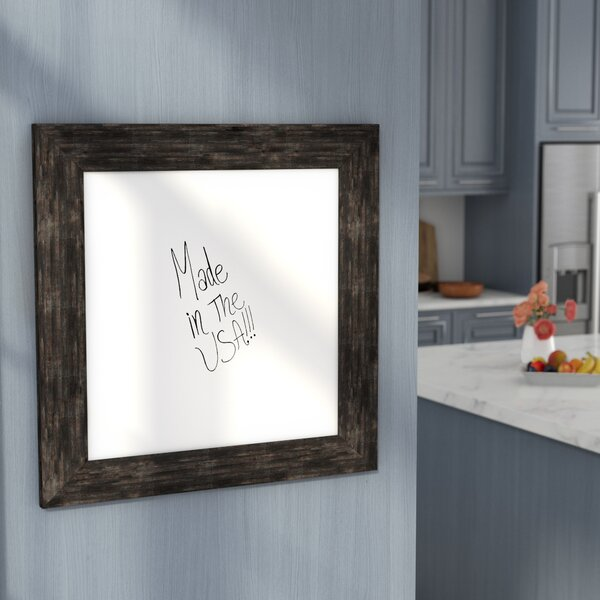 Laly Wall Mounted Dry Erase Board by Laurel Foundry Modern Farmhouse