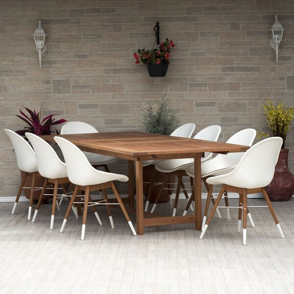 Woolford 9 Piece Dining Set by Corrigan Studio