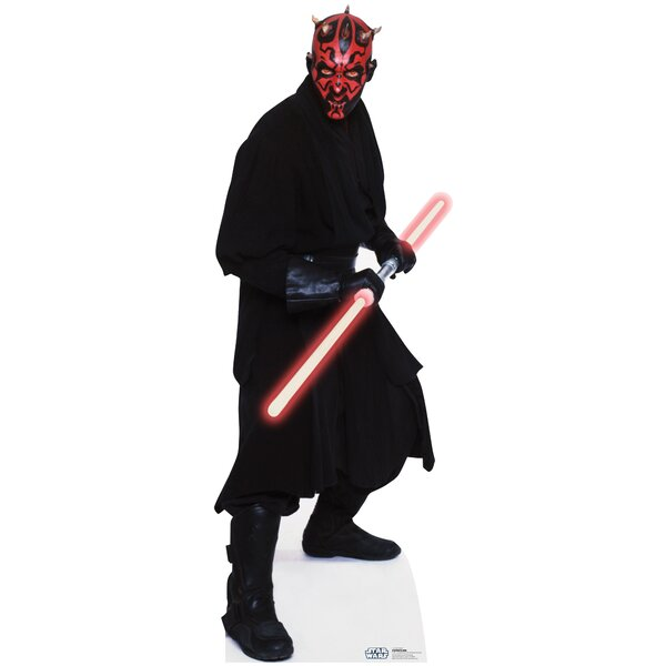 Star Wars Darth Maul Cardboard Stand-Up by Advanced Graphics