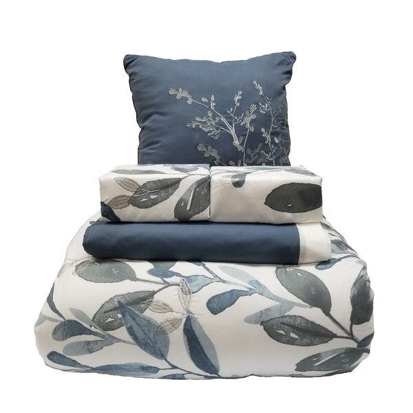 Lutie Comforter Set by Charlton Home