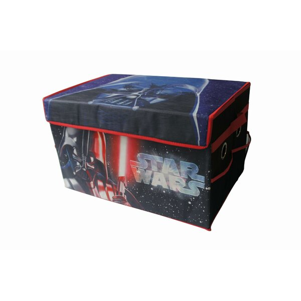 Star Wars Dark Side Storage Accent Trunk by Idea N