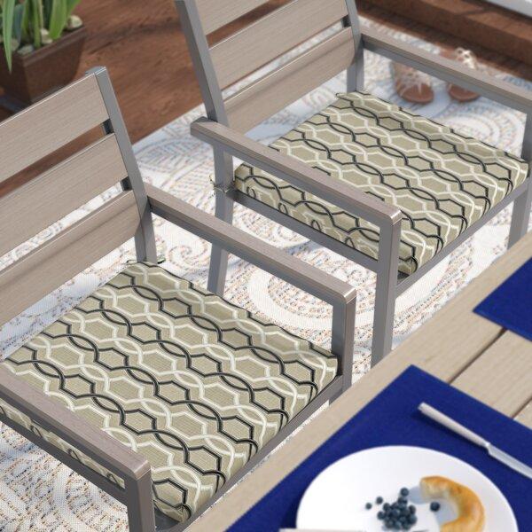 Villareal Indoor/ Indoor/Outdoor Chair Cushions (Set of 2)