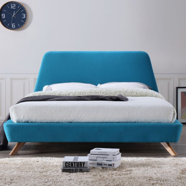 Arroyo Upholstered Platform Bed by Trule Teen