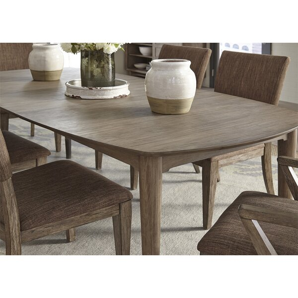 Ivy Bronx Enrique Oval Extendable Dining Table U0026 Reviews   Wayfair Nice Look