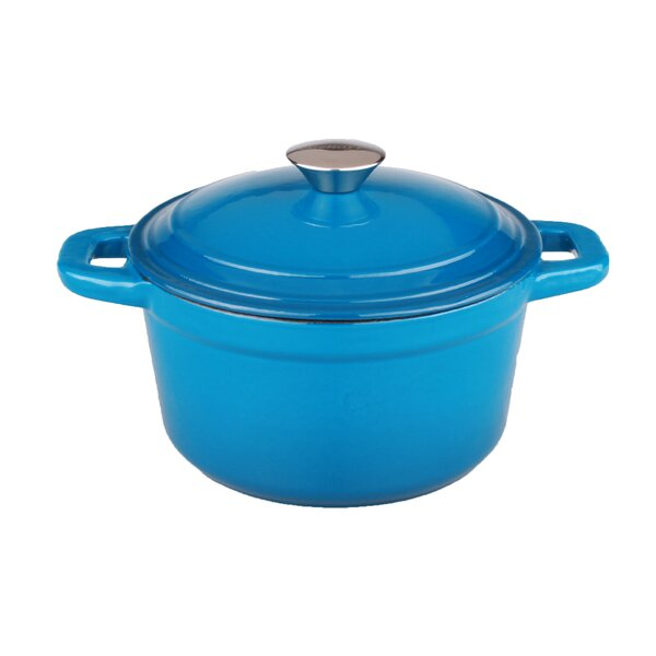 Chocheles 3-qt. Round Dutch Oven by Mint Pantry