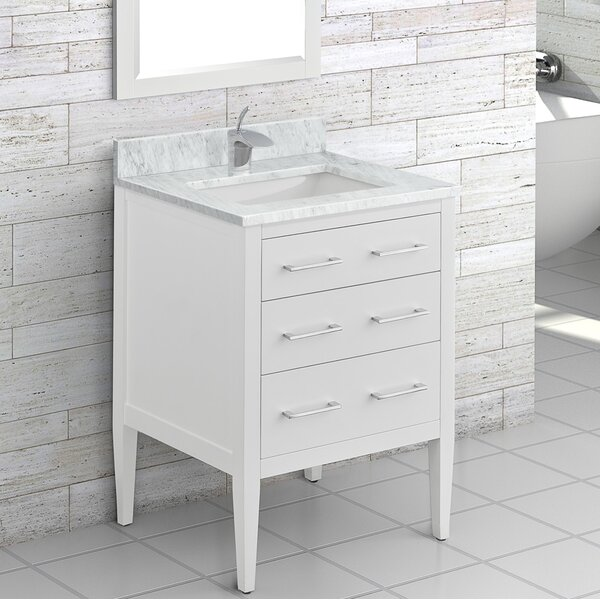 Eilis 25 Single Bathroom Vanity Set by Latitude Run